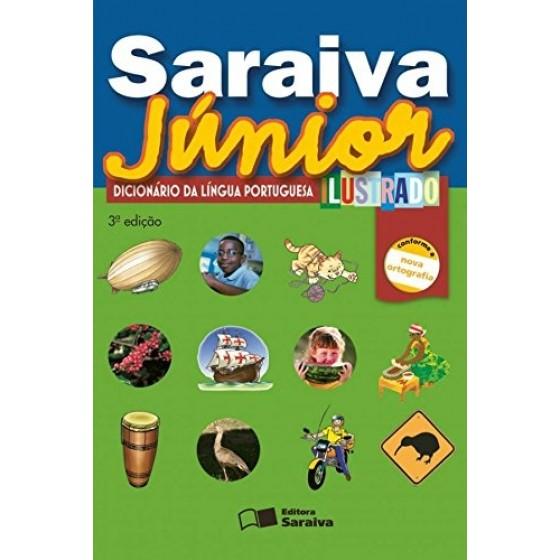 DICIONÁRIO DA LÍNGUA PORTUGUESA - EDITORA SARAIVA JÚNIOR