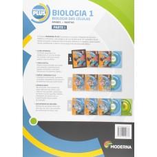 MODERNA PLUS - BIOLOGIA - VOLUME 1 - 4º EDIÇÃO - AUT.: AMABIS - ED MODERNA
