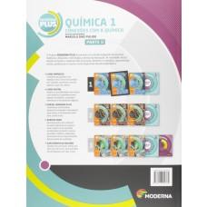 MODERNA PLUS - CONEXÕES COM A QUÍMICA - VOLUME 1 - ED. MODERNA