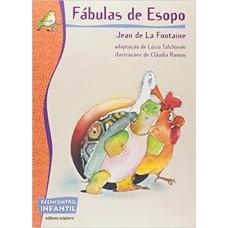 FABULAS DE ESOPO (REENC INFANTIL) - SCIPIONE
