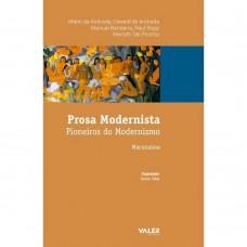 MACUNAIMA - PROSA MODERNISTA - MARIO DE ANDRADE - VALER