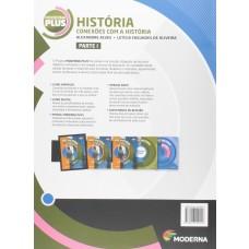 MODERNA PLUS - CONEXÕES HISTÓRIAS - VOLUME ÚNICO - 2º EDIÇÃO - ED MODERNA