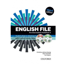 English File Pre-Intermediate - Multipack A - Third Edition - Editora OXFORD