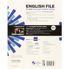 ENGLISH FILE PRE INTERMEDIATE SB - THIRD EDITION - ED. OXFORD