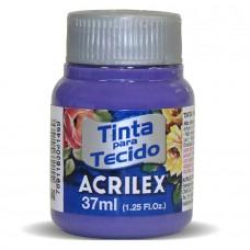 TINTA P/ TECIDO FOSCA 37ML VIOLETA COBALTO 540 - ACRILEX