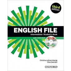 ENGLISH FILE INTERMEDIATE SB - THIRD EDITION - ED. OXFORD