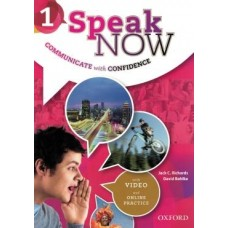 SPEAK NOW 1 - STUDENT BOOK  WITH ONLINE PRACT - ED. OXFORD