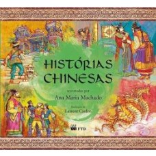 HISTORIAS CHINESAS - AUT.: ANA MARIA - ED. FTD