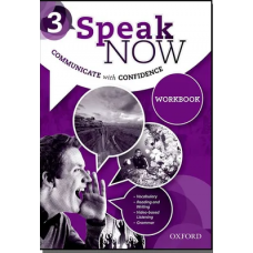 SPEAK NOW 3 WORK BOOK - ED. OXFORD