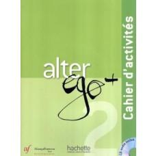 ALTER EGO PLUS 2 - CAHIER D ACTIVITES ED. AF - ED. HACHETTE