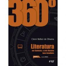 360º LITERATURA - AUT.: CLENIR DE OLIVEIRA - ED. FTD