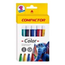 HIDROGRAFICA COMPACTOR COLOR C/06 - COMPACTOR