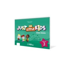 JUST FOR LITTLE KIDS GRUPO 3 - AUT.: ELIZABETH F.- POSITIVO
