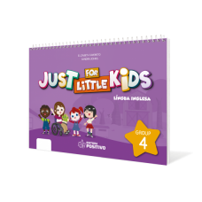 JUST FOR LITTLE KIDS GRUPO 4 - AUT.: ELIZABETH F.- POSITIVO