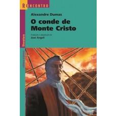 O CONDE DE MONTE CRISTO  - REENCONTRO DA LITERATURA - EDITORA SCIPIONE