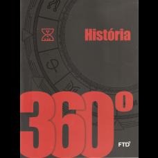 360º HISTÓRIA - SOCIEDADE E CIDADANIA - VOLUME ÚNICO - ED. FTD