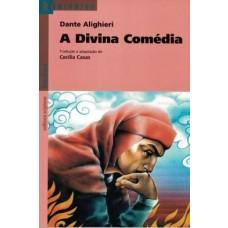 A DIVINA COMÉDIA - REENCONTO DA LITERATURA - DANTE ALIGHIERI - EDITORA SCIPIONE