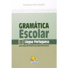 GRAMÁTICA ESCOLAR DA LÍNGUA PORTUGUESA - EDITORA TODOLIVRO