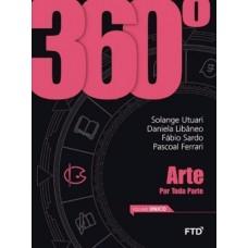 360º ARTE - VOLUME ÚNICO - ED. FTD