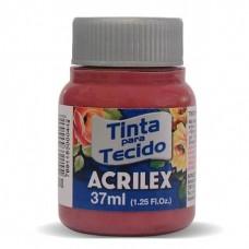 TINTA P/ TECIDO FOSCA 37ML VM. QUEIM. - ACRILEX