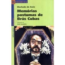 MEMÓRIAS PÓSTUMAS DE BRÁS CUBAS - SEREI REENCONTRO - EDITORA SCIPIONE