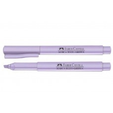 MARCA TEXTO TONS PASTEL LILAS - FABER CASTELL