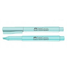 MARCA TEXTO TONS PASTEL VERDE AGUA - FABER CASTELL