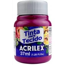 TINTA P/ TECIDO FOSCA  37ML PITAYA 640 - ACRILEX
