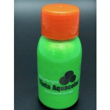 TINTA AQUACOLOR NEON VD VIBRANTE 60 ML - SILVERBRIGHT