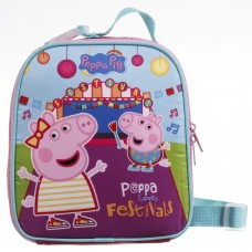 LANCHEIRA SOFT PEPPA PIG 37472 - DERMIWIL