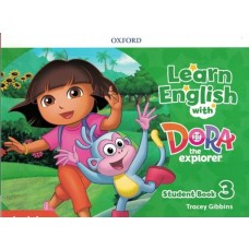 LEARN ENGLISH WITH DORA THE EXPLORER 3 SB - ED. OXFORD