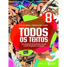 TODOS OS TEXTOS REDACAO 8 ANO - WILLIAN ROBERTO - ED. ATUAL