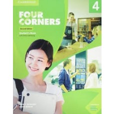 FOUR CORNERS 4 SB W/ONLINE SELF STUDY 2ED - ED. CAMBRIDGE