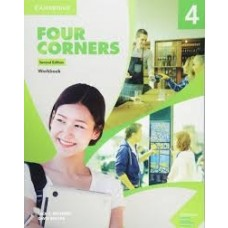 FOUR CORNERS 4 WB 2ED - ED. CAMBRIDGE