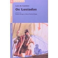 OS LUSÍADAS - REENCONTRO DA LITERATURA - EDITORA SCIPIONE