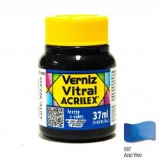 VERNIZ VITRAL 37ML 597 - ACRILEX