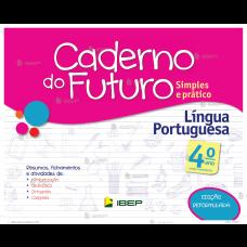 C. DO FUTURO PORTUGUES 4° ANO - ED. IBEP